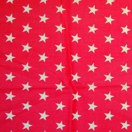 Metráž: Bavlna s hvězdičkami