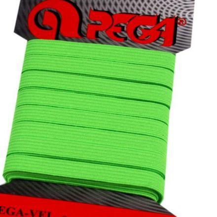 Galanterie: Pruženka zelená - 5 metrů