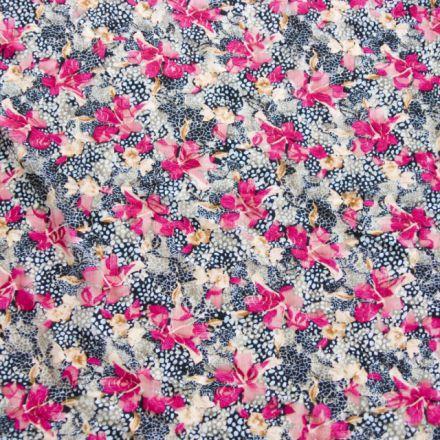 Metráž: Květovaná krajka