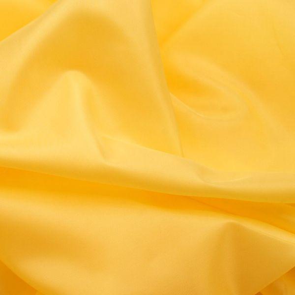 Podšívka šíře 150 cm - žlutá