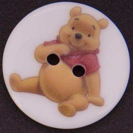 Galanterie: Knoflík medvídek