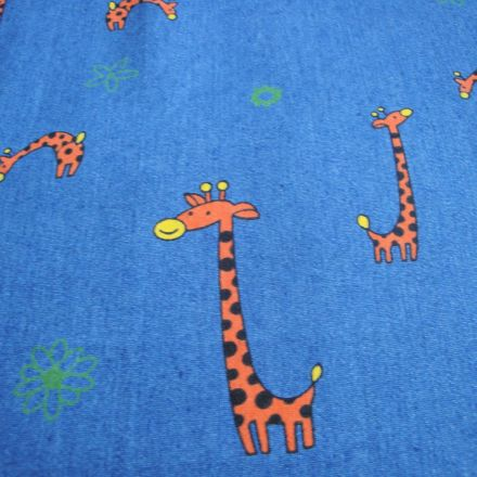 Metráž: Džínovina žirafa
