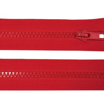 Galanterie: Zip kostěný dělitelný - 75 cm
