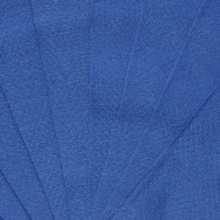 Galanterie: Filc královsky modrý