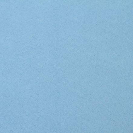 Galanterie: Filc světle modrý