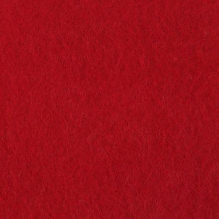 Galanterie: Filc červený