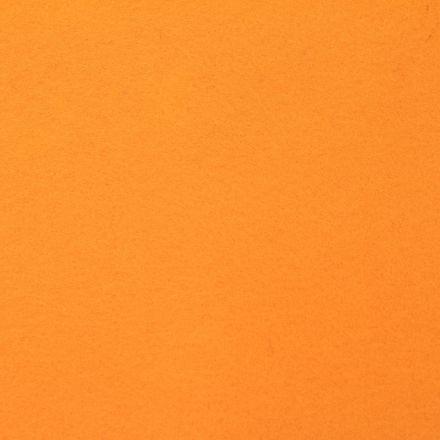 Galanterie: Filc oranžový