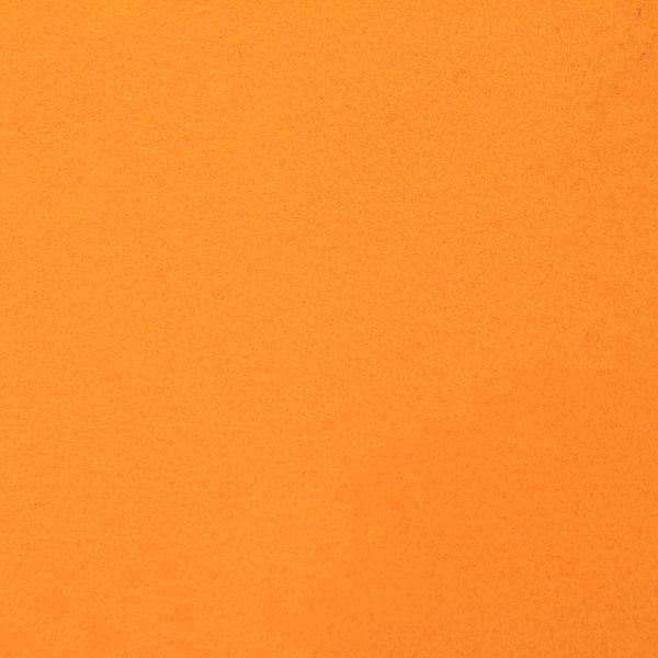 Filc 20x30cm - oranžová