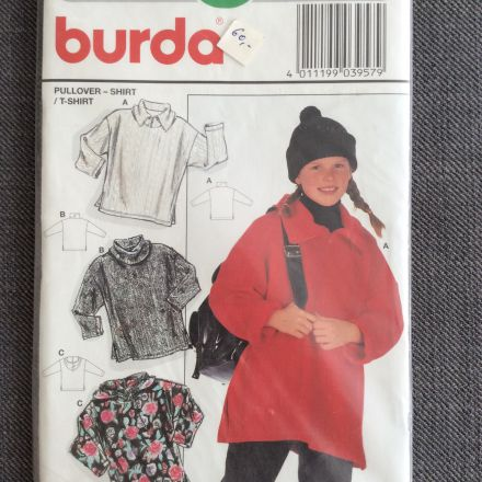 Střih Burda