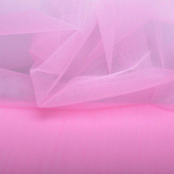 Tyl světle růžový