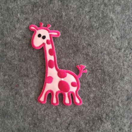 Galanterie: Aplikace žirafa