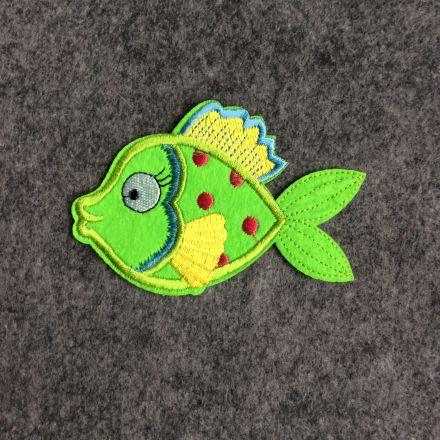 Galanterie: Aplikace ryba