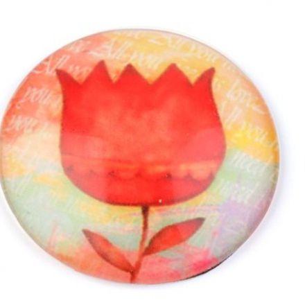 Galanterie: Kabošon květ