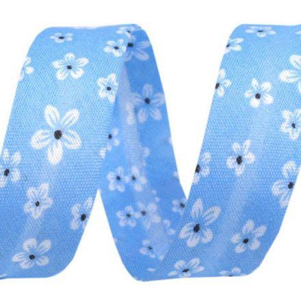 Galanterie: Polyesterový šikmý proužek 20 mm