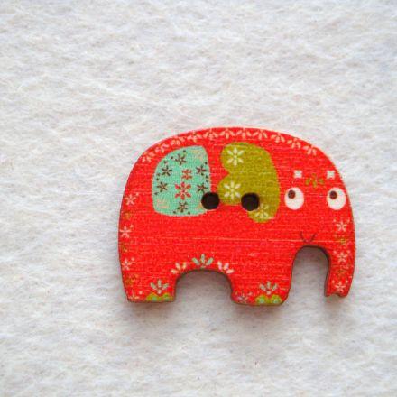 Galanterie: Knoflík slon