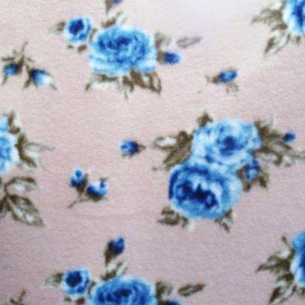Metráž: Fleece kytky