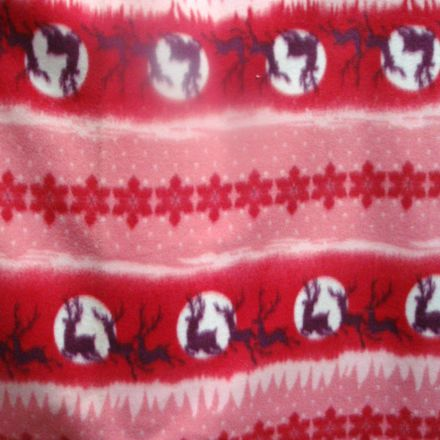 Metráž: Fleece norský vzor