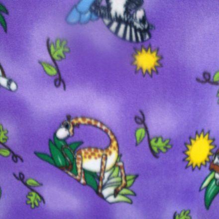 Metráž: Dětský fleece