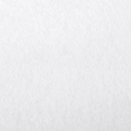 Galanterie: Filc bílý
