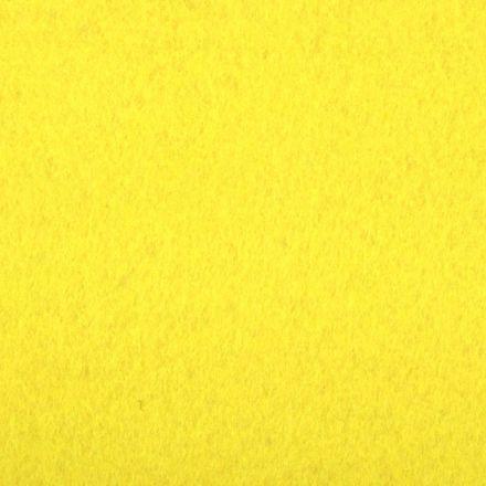 Galanterie: Filc žlutý