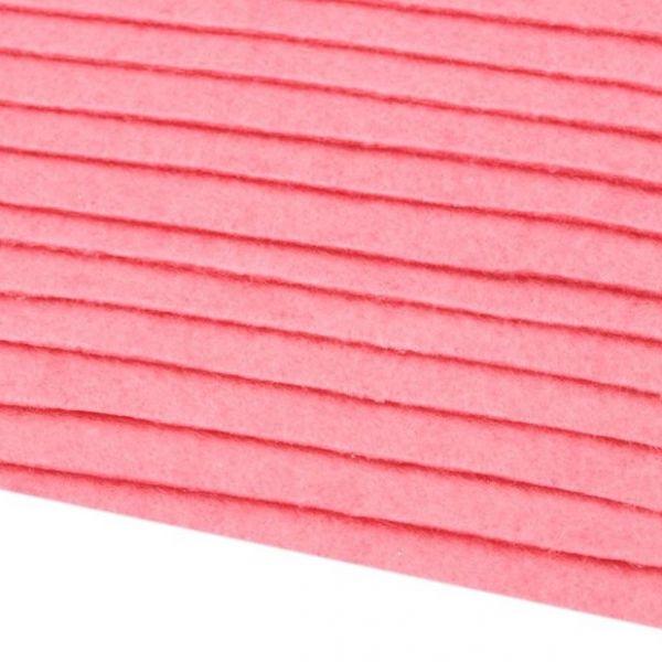Filc 20x30cm - růžová