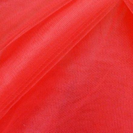 Metráž: Tyl červený - š. 280 cm