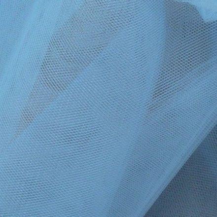 Metráž: Tyl světle modrý - š. 280 cm