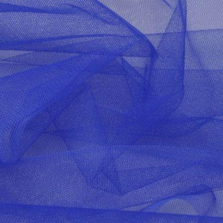 Metráž: Tyl modrý - š. 280 cm