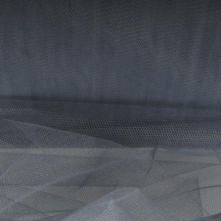 Metráž: Tyl šedý - š. 280 cm