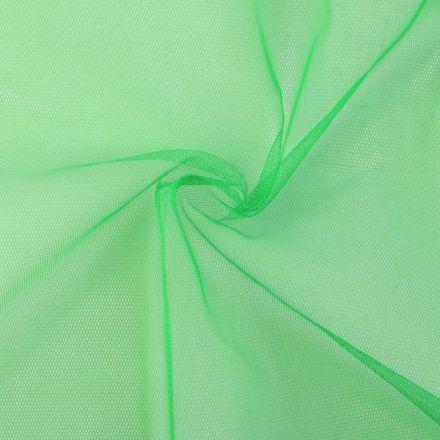 Metráž: Tyl na závoje zelený