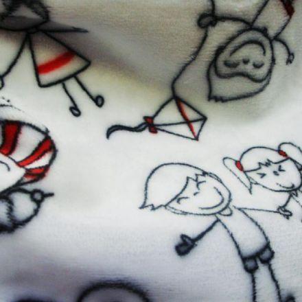 Metráž: Fleece děti