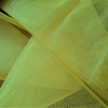 Metráž: Tyl žlutý - š. 280 cm