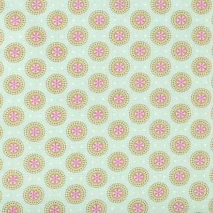 Metráž: Bavlna kruhy