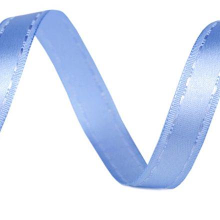 Galanterie: Atlasová stuha modrá - 13 mm