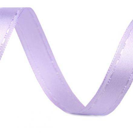 Galanterie: Atlasová stuha fialová - 13 mm