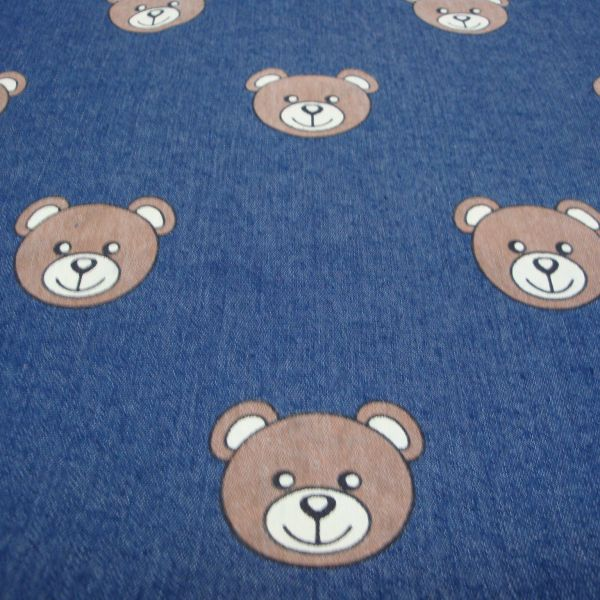 Džínovina medvídek