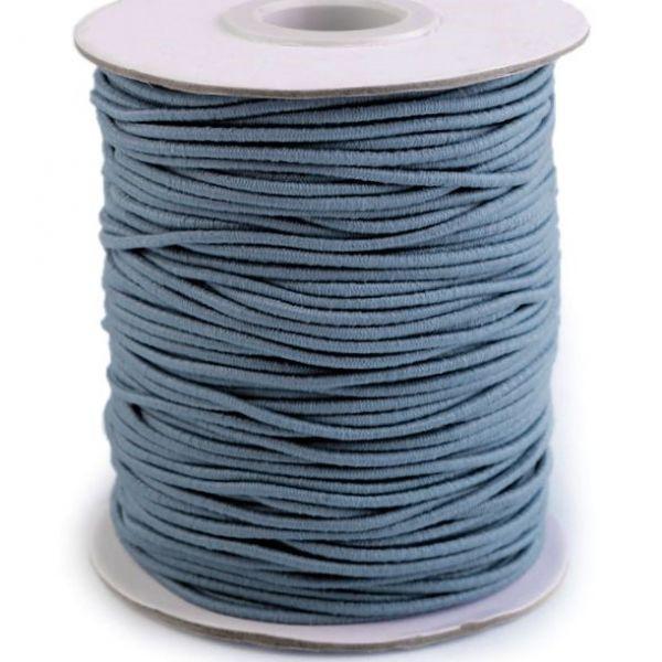 Kulatá pruženka - modrošedá