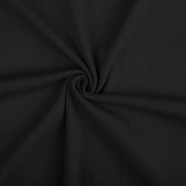Elastický náplet - černá