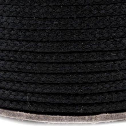 Galanterie: Oděvní šňůra - černá