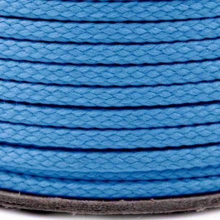 Galanterie: Oděvní šňůra - modrá