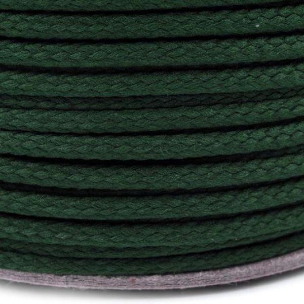 0děvní šňůra - zelená