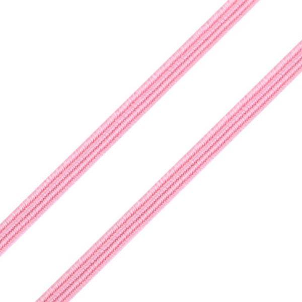 Pruženka plochá - růžová