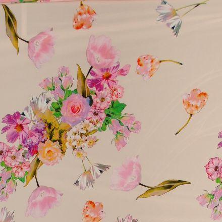 Metráž: Šatovka květy