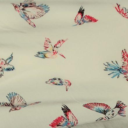 Metráž: Šatovka ptáčci