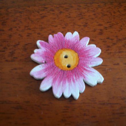 Galanterie: Knoflík květ