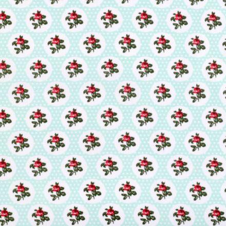 Metráž: Bavlna s puntíky