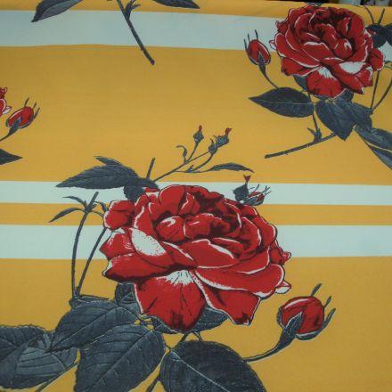 Metráž: Šatovka růže