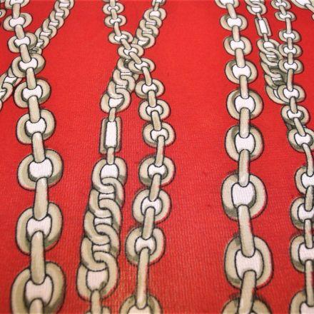 Metráž: Šifon řetěz