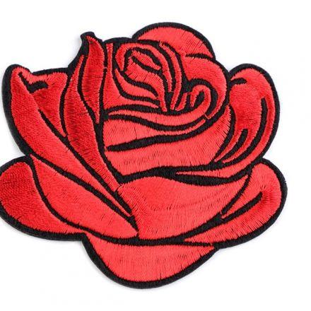 Galanterie: Aplikace růže