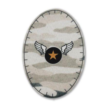 Galanterie: Aplikace army béžová